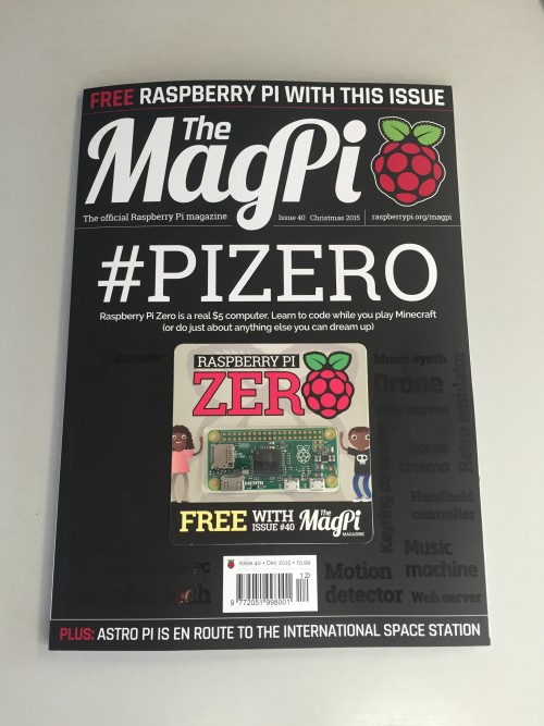 Beli Majalah Gratis Raspi Zero