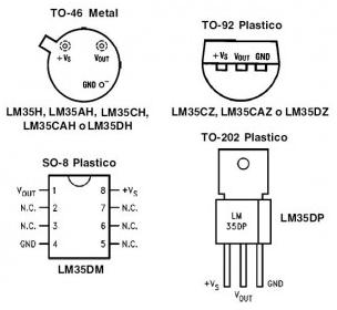 Cara Kerja Sensor Suhu LM35
