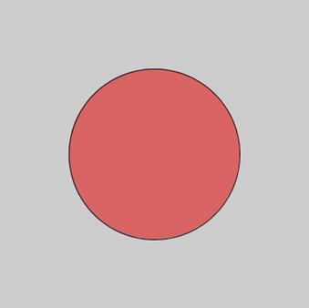 Processing - Mengatur Diameter dan Warna Ellips