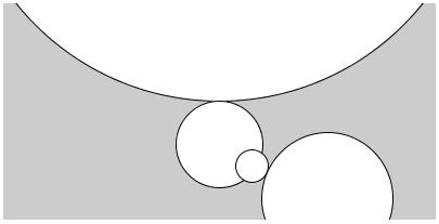 Processing gabungan objek ellips