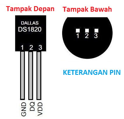 DS18B20 Arduino