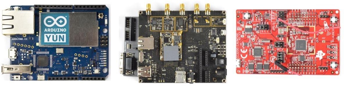 Microcontroller Development Board