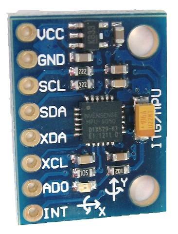 Sensor Accelerometer & Gyro MPU-6050