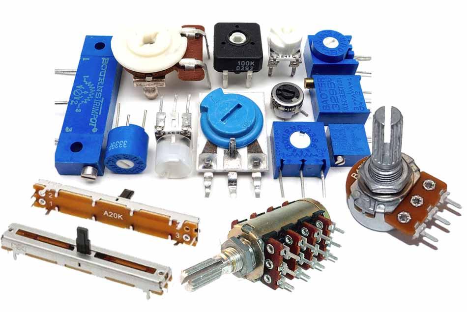 Pembagi Tegangan - Voltage Divider