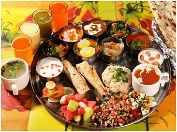 Vegetarian Food in ISKCON
