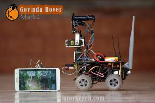 Govinda Rover Mark II - Cover