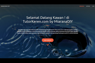 Home Page Miarana DIY tutorkeren.com