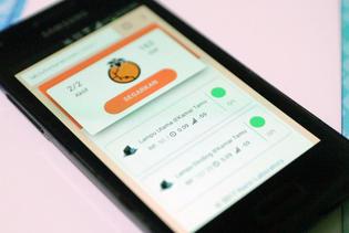 Kontrol Lampu Rumah via WiFi Android