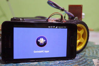 Tutorial Pemrograman Robot Mobil Remot Kontrol Android Wifi