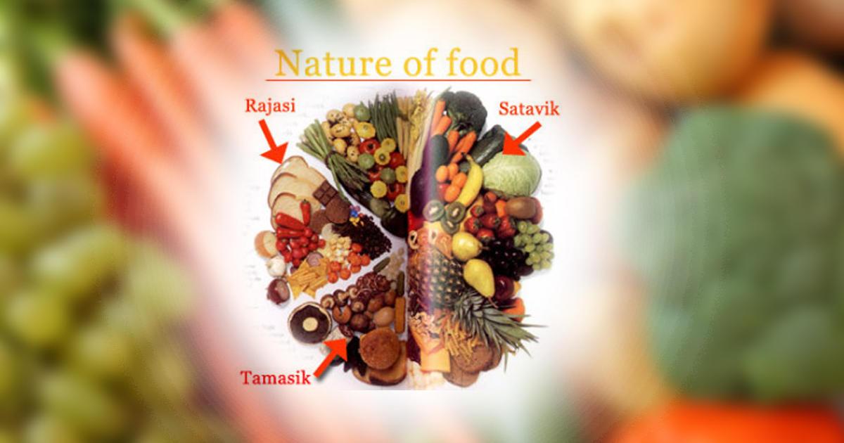 3 Jenis makanan menurut sifatnya