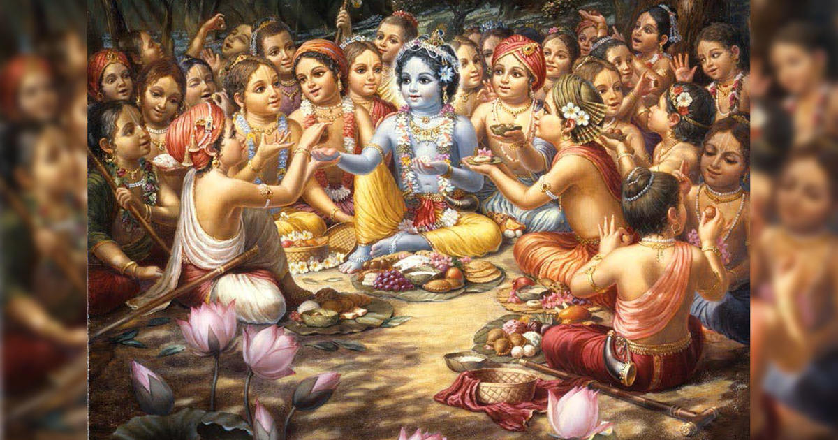 Sri Krsna Prasadam - The Ultimate Vegetarian Diet