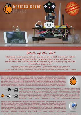 Govinda Rover Mark II - Poster