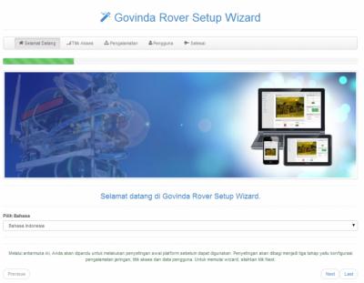 Govinda Rover Setup Wizard.png
