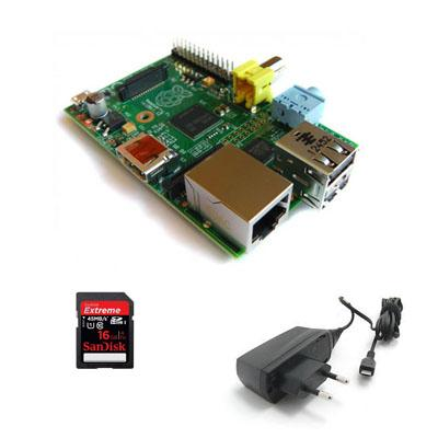 Raspberry Pi Complete Set