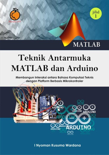 Cover Buku MATLAB-Arduino