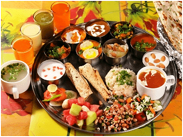 Vegetarian Food in ISKCON