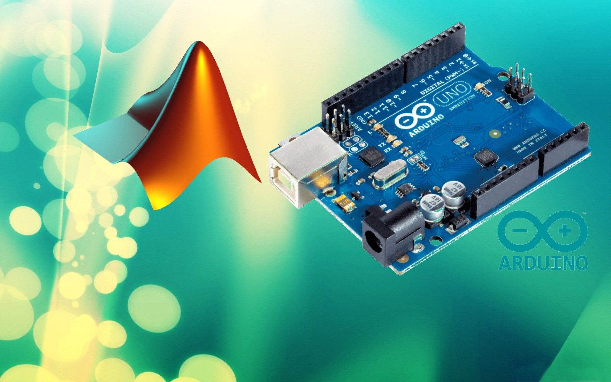 Arduino Uno and MathWorks Learn to Program Pack