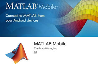 MATLAB Mobile