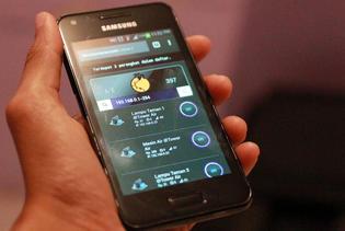 Tutorial Menyalakan Lampu Rumah via Web dan WiFi Android