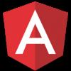 Logo Angular JS
