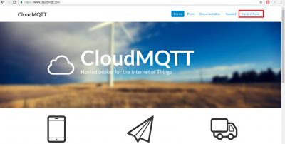 Gambar 1 Cloud MQTT