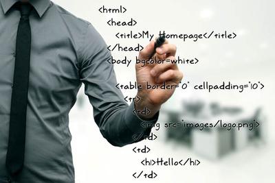 Tulis kode program pakai tangan